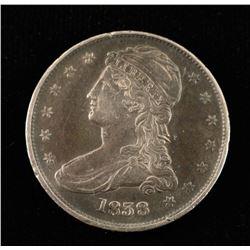 1839 Liberty Half Dollar