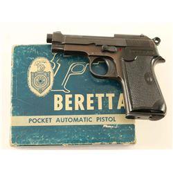 Beretta Model 948 .22 LR SN: 026517N