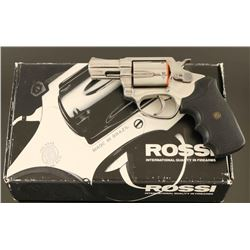 Rossi R352 .38 Spl SN: RG69337