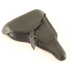 Leather Luger Holster