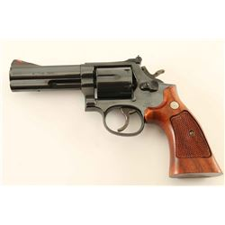 Smith & Wesson 586 .357 Mag SN: ACH2226