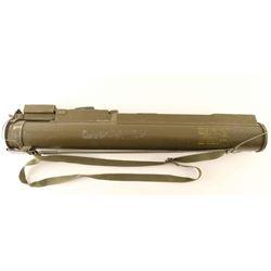 US M72A2 LAW Rocket Launcher, Inert/display