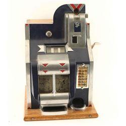 Vintage 5¢ Slot Machine
