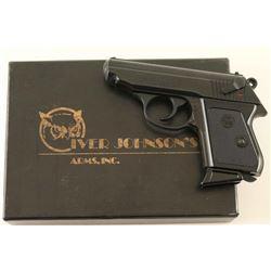 Iver Johnson Pocket Pistol .25 ACP #EE04722