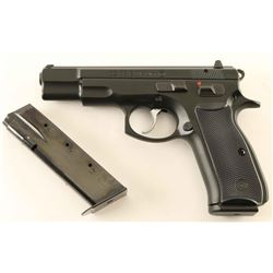 CZ 75 B 9mm SN: B719383