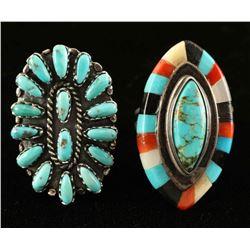 Navajo & Zuni Ring