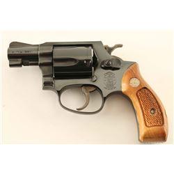 Smith & Wesson 36 .38 Spl SN: ABL0134