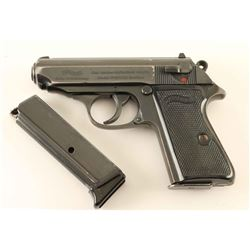 Walther PPK/S .380 ACP SN: 173910