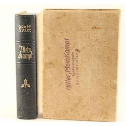 Original Mein Kampf Book