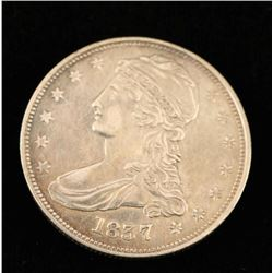 1837 Liberty Capped Half Dollar