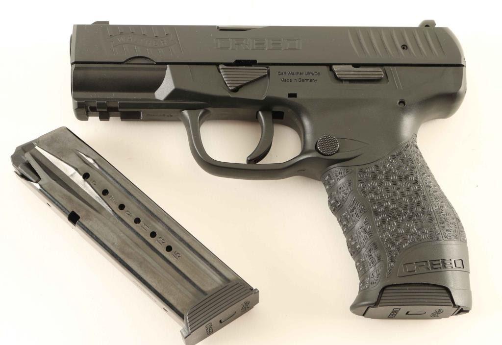 Walther Creed 9mm SN: FCJ6454