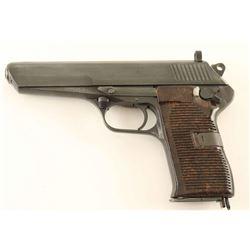 CZ pistole vz.52 7.62x25 SN: Z12574