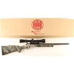 H&R Handi-Rifle .444 Marlin SN: CBA099887