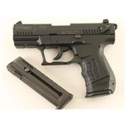 Walther P22 .22 LR SN: A005113