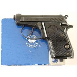 Beretta Model 21A .22 LR SN: BCS09382U