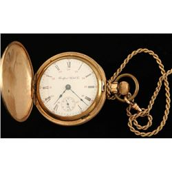 Rockford Watch Co Pocket Watch