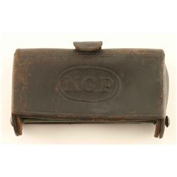 McKeever 45/70 cartridge box. N.G.P