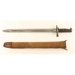 US Springfield Bayonet 1912