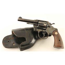 Colt Official Police .38 Spl SN: 831540