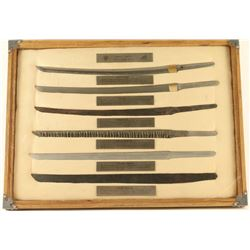 Hanwei Samurai Sword Blade Making Display