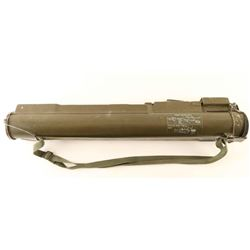 US M72A2 LAW Rocket Launcher. Inert/display