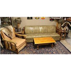 Western Living Room Set