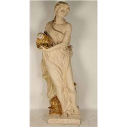 Roman Goddess Garden Statue