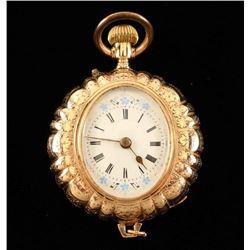 Ladies Pocket Watch