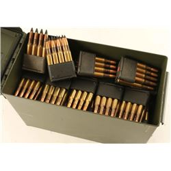 Lot of 30-06 Ammo in Clips
