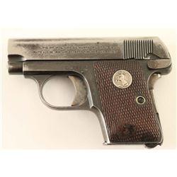 Colt 1908 Vest Pocket .25 ACP SN: 155947