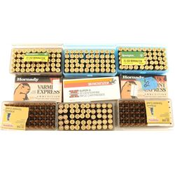 Lot of 22-250 Ammo