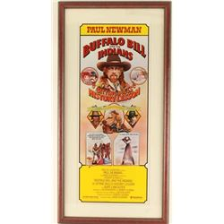 "Movie Poster ""Buffalo Bill and the Indians"""