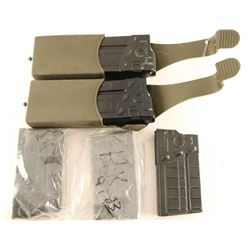 Lot of H&K G3 Mags