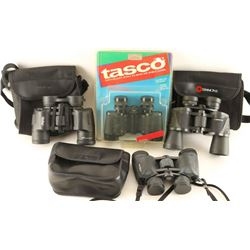 Lot of 4 Binocular