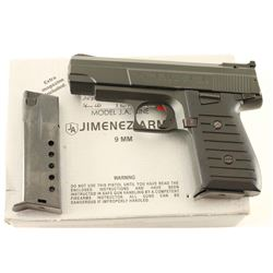 Jimenez J.A. Nine 9mm SN: 252170