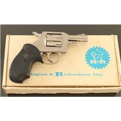 H&R Model 733 .32 S&W L SN: AP23063