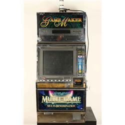 Game Maker Slot Machine