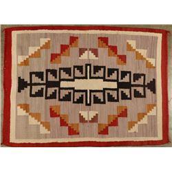 Lot of 2 Navajo Rugs