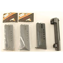 Lot of 3 Mags & Barrel for Desert Eagle