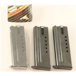 Lot of 3 Desert Eagle Mags