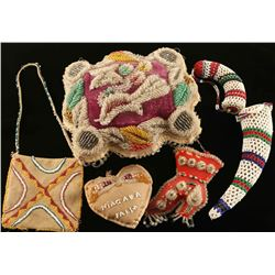 Lot of Beaded Whimsies