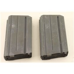 Lot of 2 .223 Mags
