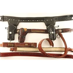 Lot of Cartridge Belts