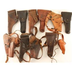 Lot of US Military Holsters & Misc.