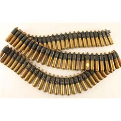 Lot of 50 Caliber Linked Blanks