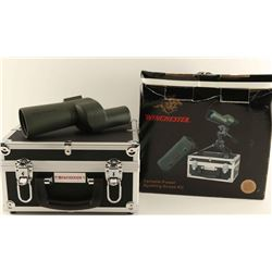 Winchester Variable Power Spotting Scope Kit