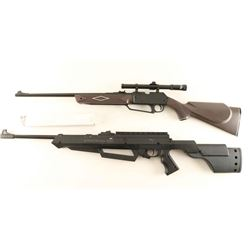 Lot of 2 Airguns