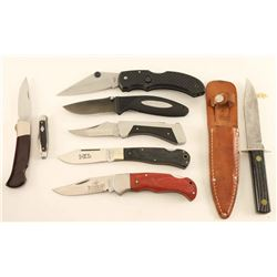 Bonanza Lot of Small Knives