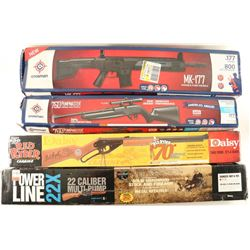 Lot of 4 Airguns