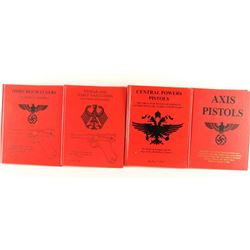Lot of Collectors Gun Books